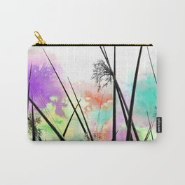 Slow down amongst the rushes Carry-All Pouch