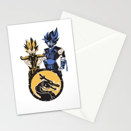 Dragon Ball Kombat Stationery Cards