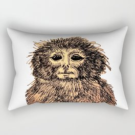 Smonkey Rectangular Pillow