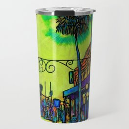 Ybor City Travel Mug