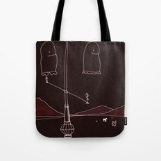 Desert Summer Tote Bag