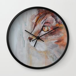 Le chat (the cat) Wall Clock