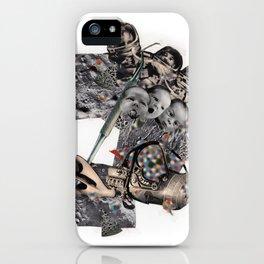 Probe   Collage iPhone Case