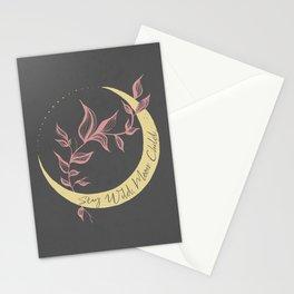 MoonChild Stationery Cards