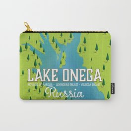 Lake Onega, russia Carry-All Pouch