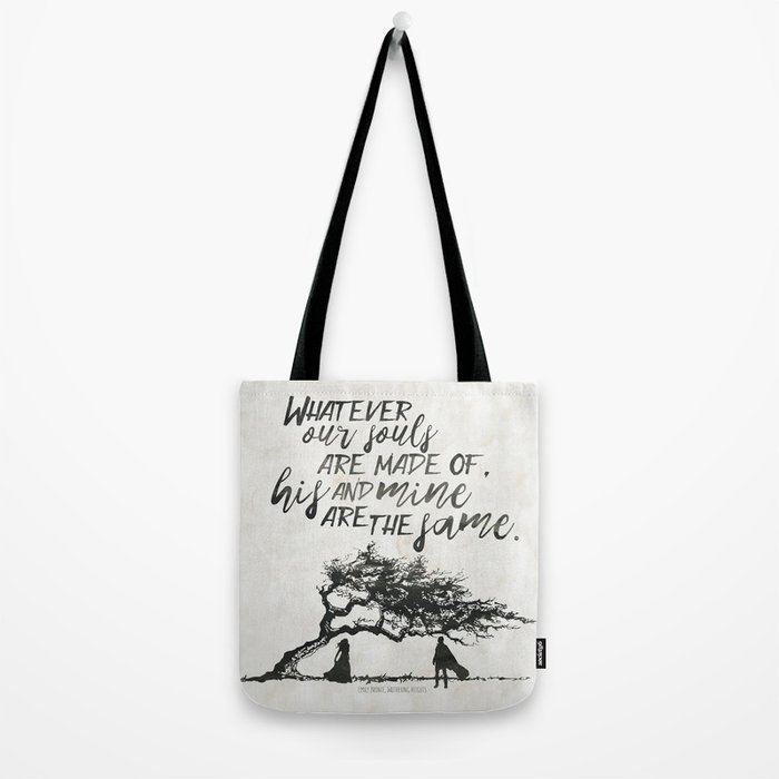 Wuthering Heights - Souls Tote Bag