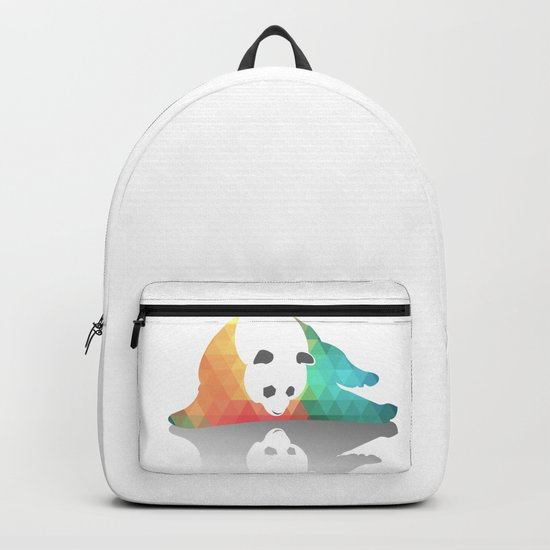 Pandarized Backpack