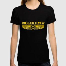 Roller Crew T-shirt