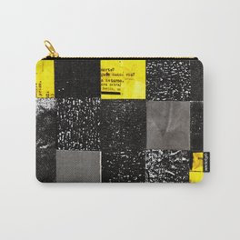 square collage Carry-All Pouch