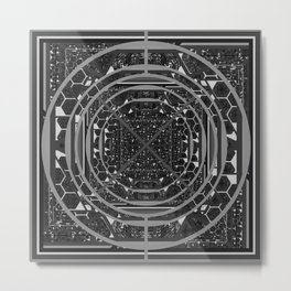 BT 1 Metal Print