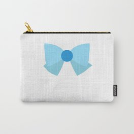 Sailor Mercury Bow Carry-All Pouch