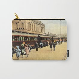 1900s Haydarpasa railroad station, train Carry-All Pouch