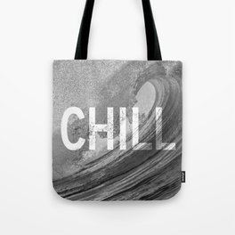 Chill Waves Tote Bag