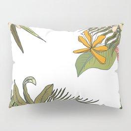 Palm Bouquets Pillow Sham
