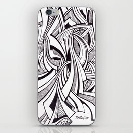 Tethers iPhone Skin