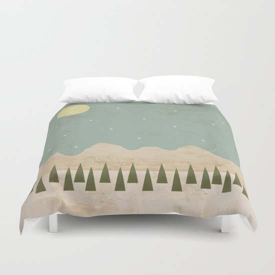 Realization Duvet Cover