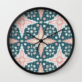 Foulard Wall Clock