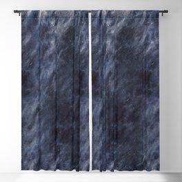Blue Clouds, Blue Moon Blackout Curtain