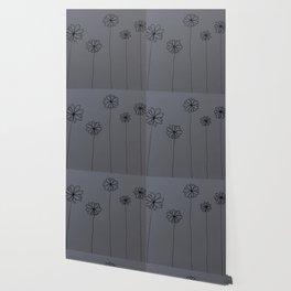 Little Daisys Wallpaper