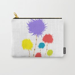 Suessy Flowers Carry-All Pouch