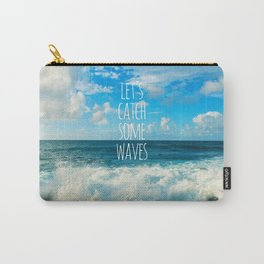 Wave Catcher Carry-All Pouch