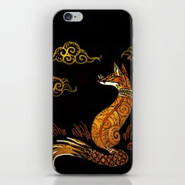 There Are No Foxes In Thailand iPhone Skin