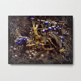 Enchanted Undergrowth Metal Print