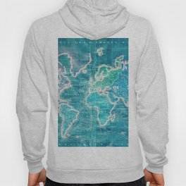 The World - Sans Type Hoody
