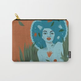 Roots Queen / Heat Wave Carry-All Pouch