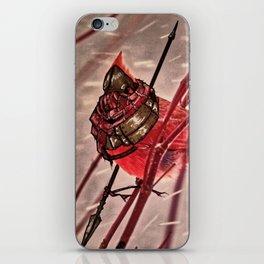 Birds In Armor 6 iPhone Skin