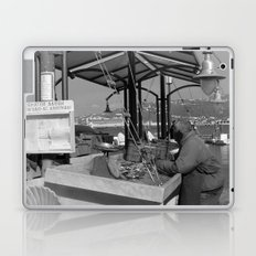 Fishmonger Laptop & iPad Skin