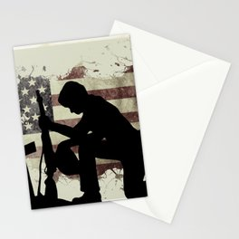 The Cost of Freedom Stationery Cards