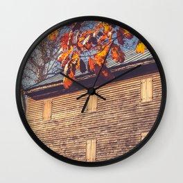 Rock Mill 2 Wall Clock