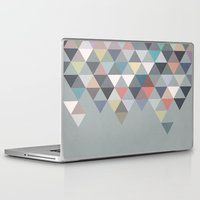 nordic Laptop & iPad Skins featuring Nordic Combination 20 by Mareike Böhmer