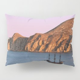 The Lonely Pirates Pillow Sham