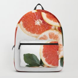 Grapefruit & Roses 01 Backpack