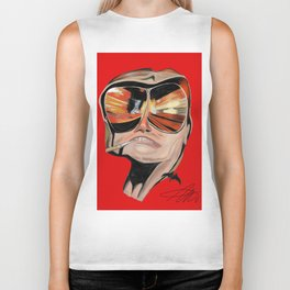 Ode to Bat Country Biker Tank