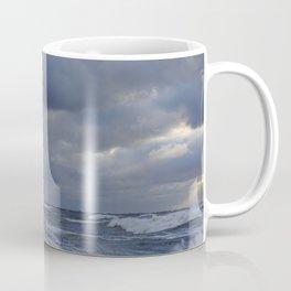 Blue wave Coffee Mug