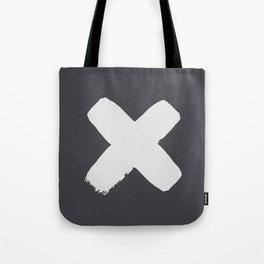 An X Tote Bag