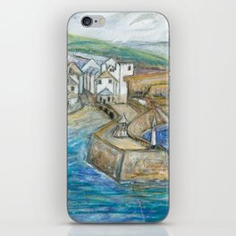 Looking Back St Ives iPhone Skin