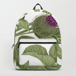 Flowers in the wild Backpack