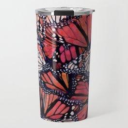 Monarch Butterflies II Travel Mug