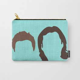 Supernatural Sam and Dean, ya'll Carry-All Pouch