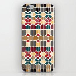 Budapest Voronoi iPhone Skin