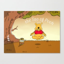 The Tao of Pooh Canvas Print