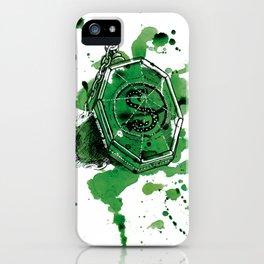 Salazar Slytherin iPhone Case