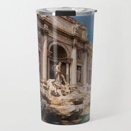 Trevi Fountain III Travel Mug