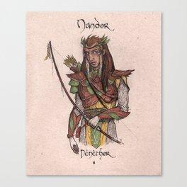 Nandor - Denethor Canvas Print