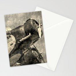 Lufthansa Junkers Ju 52 Vintage Stationery Cards