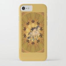 HORSES - The Buckskins Slim Case iPhone 8